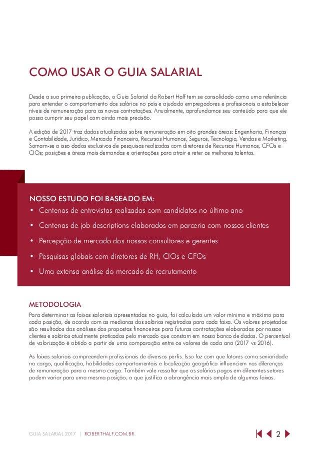 Guia Salarial 2017 Robert Half Brasil c734d9bb6159f