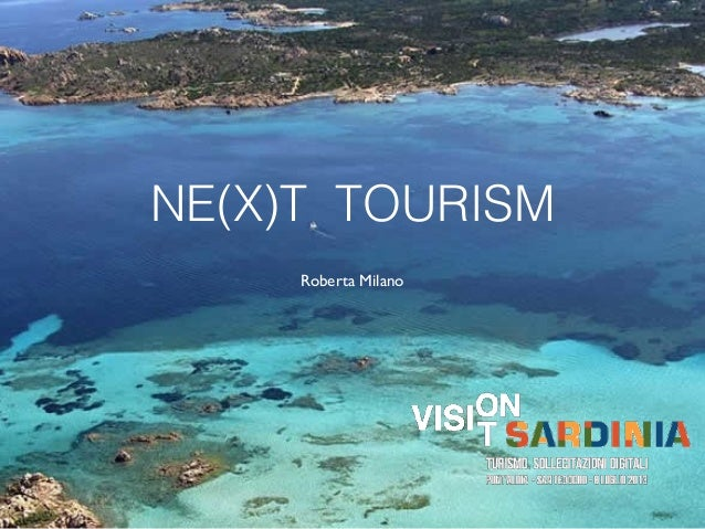 NE(X)T TOURISM Roberta Milano