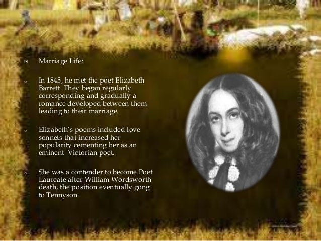 william wordsworth and robert browning essay A blog that explores the work of robert & elizabeth browning and 19th-century victorian literature and culture dorothy wordsworth william wordsworth.
