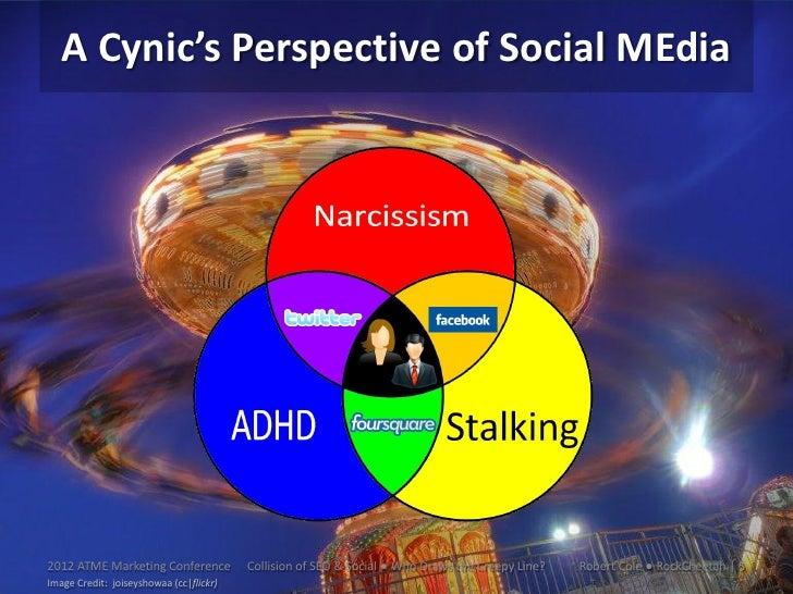 The Collision of SEO & Social Media - Who Draws the Creepy Line?