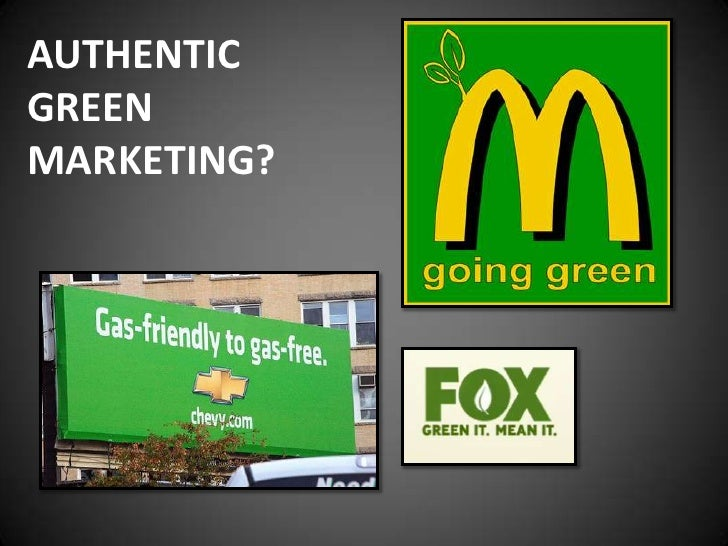 Robert Coombs Top Green Marketing Campaign Examples