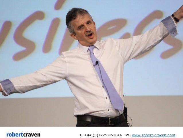 Robert Craven Keynote Speaker in Tehran photos - marketing and strategy Slide 3