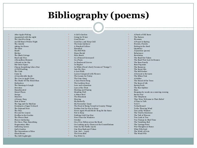 robert frost 9 bibliography poems iuml130151 after apple picking