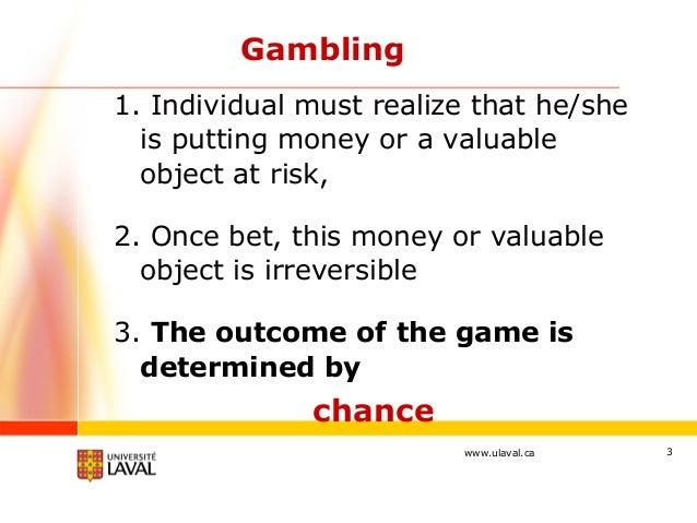 Treating problem gambling dakota souix casino