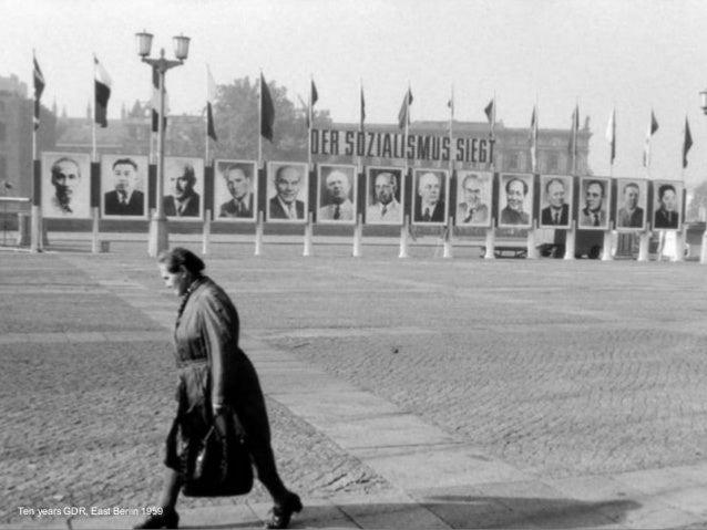 Kleine Jagerstrasse, East Berlin, 1959