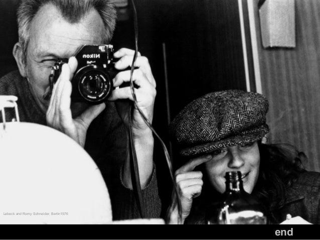 Robert Lebeck, photojournalist