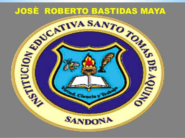 JOSÈ ROBERTO BASTIDAS MAYA