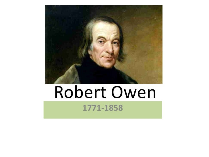 Image result for robert owen