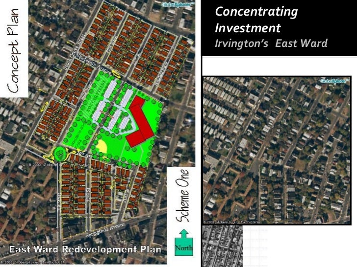 ConcentratingInvestmentIrvington's East Ward