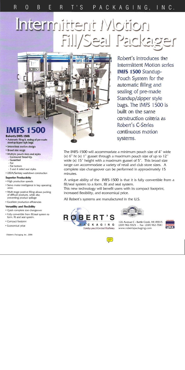 Robert s imfs-1500leaflet