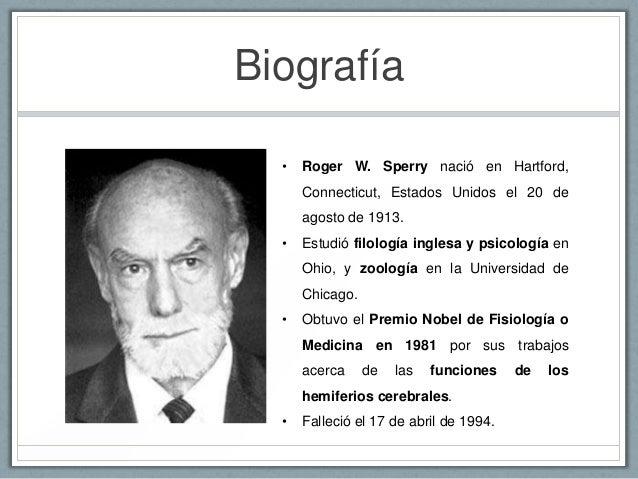 Roger Sperry
