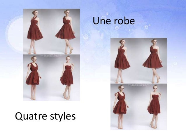 Robessoiree.fr:robe de soirée convertible Slide 2