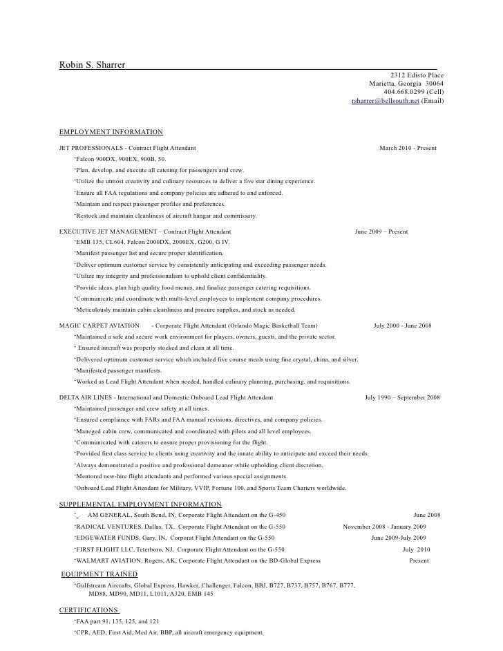 robin sharrer resume
