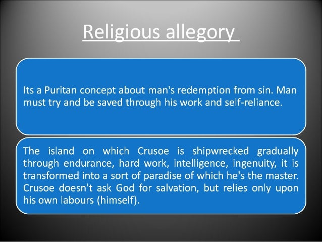 religion in robinson crusoe essay Check out our top free essays on robinson crusoe to help you write your own essay.