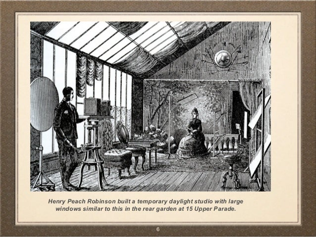 Henry Peach Robinson Pioneer Victorian Photographer