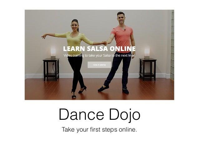 Dance Dojo Take your first steps online.