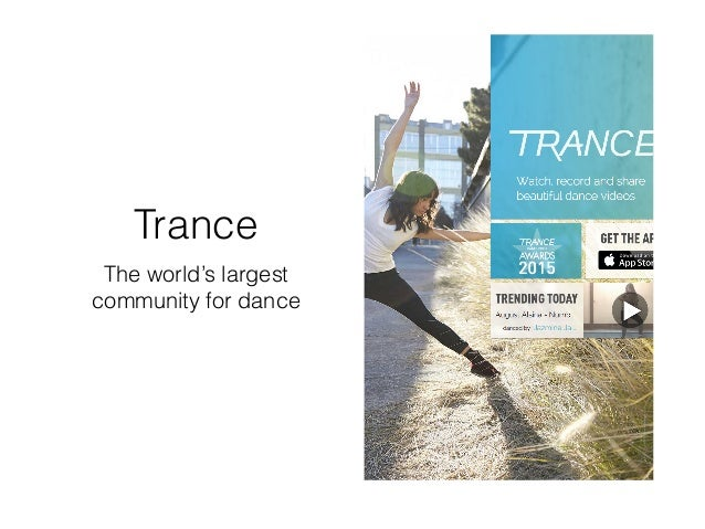 Trance The world's largest community for dance