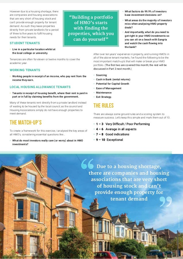 Re Rent Housing Association Property