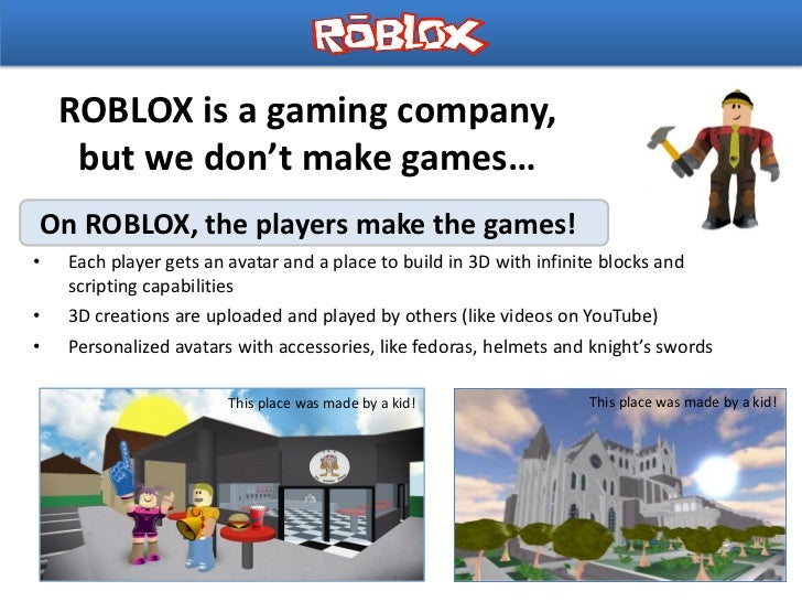 ROBLOX for Advertisers- October 2011