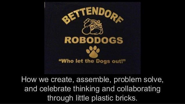 How we create, assemble, problem solve, and celebrate thinking and collaborating through little plastic bricks.