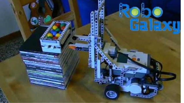 Robotics Projects  NXT Projects   LEGO Projects  LEGO MINDSTORMS Proj…