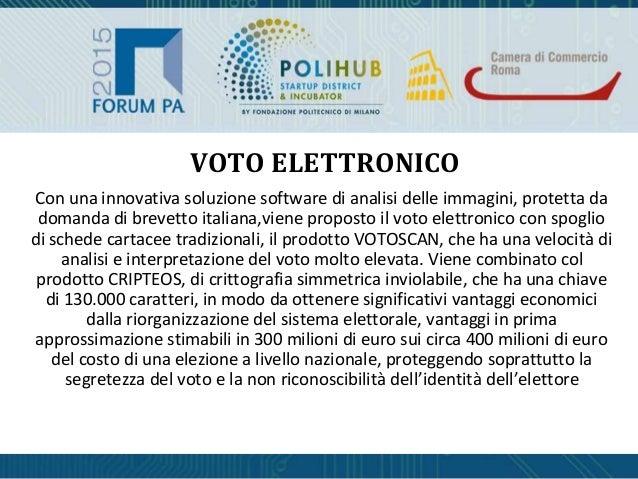Con una innovativa soluzione software di analisi delle immagini, protetta da domanda di brevetto italiana,viene proposto i...