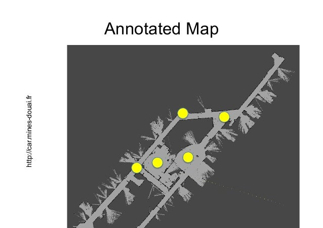 Annotated Maphttp://car.mines-douai.fr