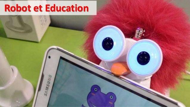 Robot et Education