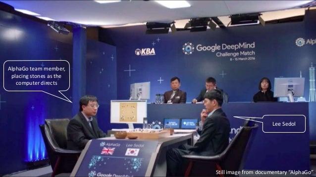 """""""The Most Creative Move in Go History"""" Via Life 3.0, Max Tegmark and AlphaGo Video (Google Drive) AlphaGo.mp4 In the secon..."""