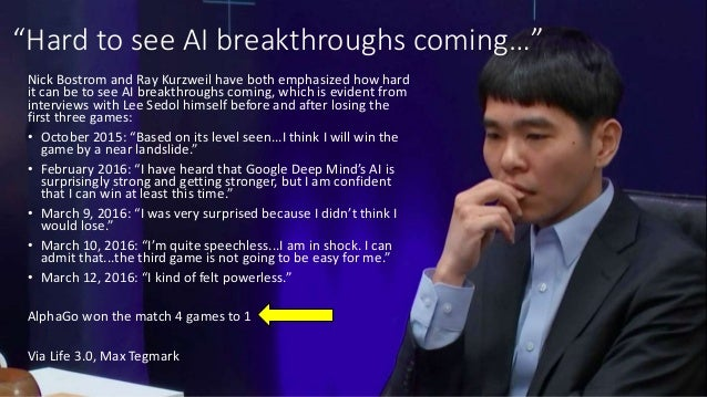 """""""Humanity has played Go for thousands of years, and yet, as AI has shown us, we have not yet even scratched the surface......"""