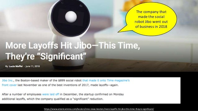 """Video (Google Drive) Jibo-goodbye.mp4 """"The servers out that there that let me do what I do are going to be turned off soon..."""