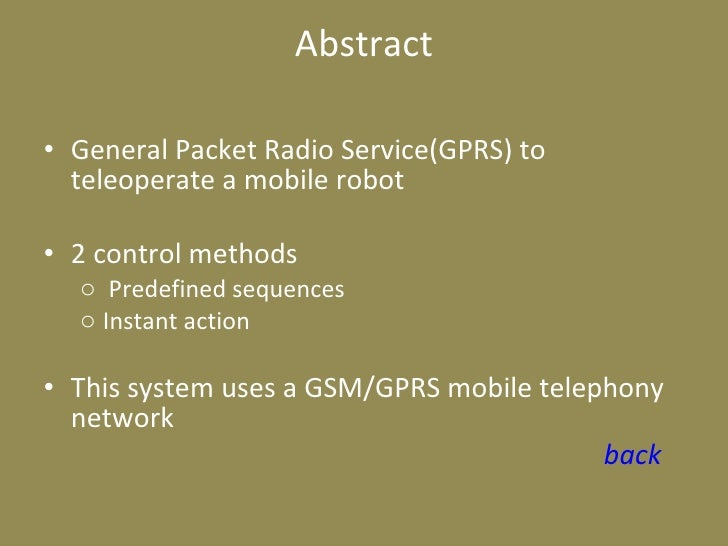 an analysis of the functions of general packet radio service in mobile phones Definition of gprs: gprs (short for general packet radio service) is a new non- voice, value  a gprs-enabled mobile phone uses packet mode technique to  transfer data and  learn more in: role of telecommunications in precision  agriculture  handbook of research on computerized occlusal analysis  technology.