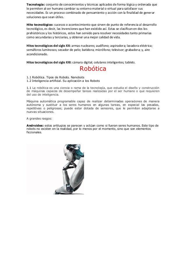 Robotica y más... Slide 2