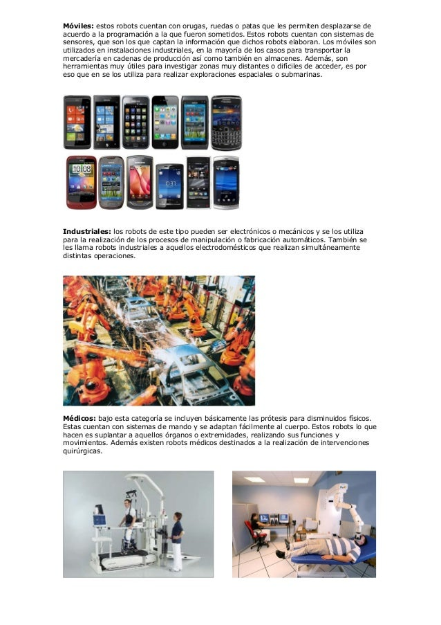 Robotica y más... Slide 3