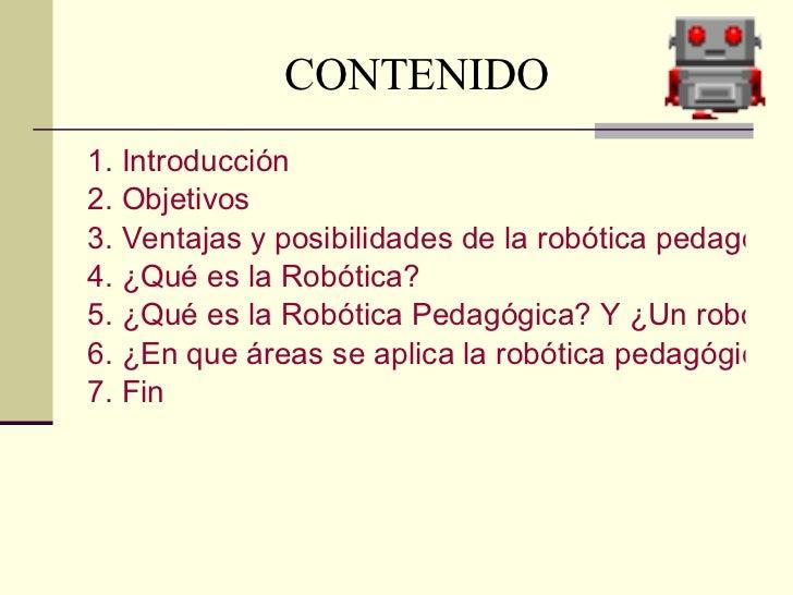 Robotica Pedagogica Slide 2