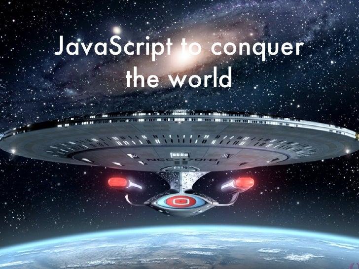 Robotic JavaScript Slide 3