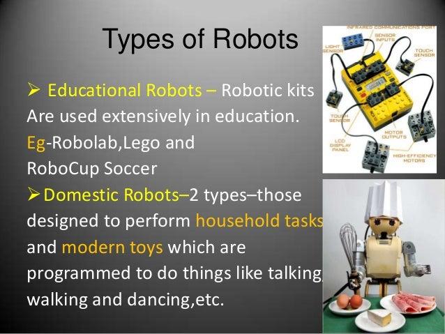 Basics of robotics for Robotic motors or special motors