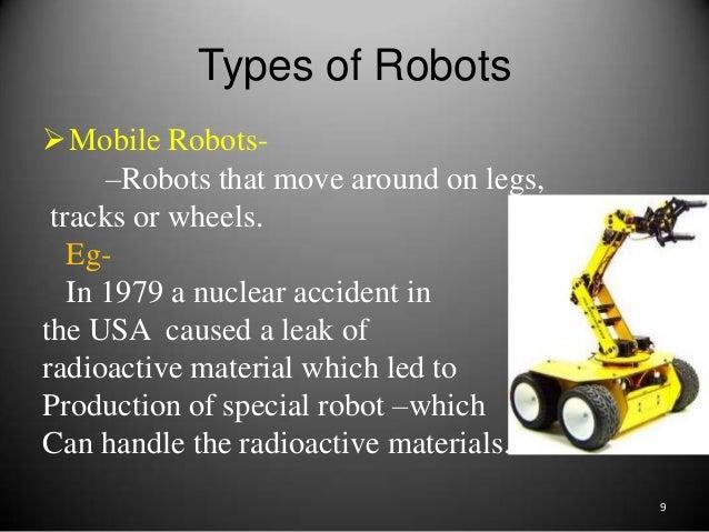 Basics of robotics for Types of motors used in robotics pdf