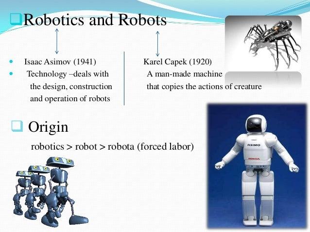 robotics unveiling a new era