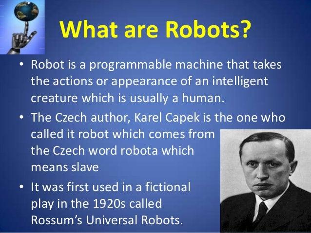 Summary for Robotics