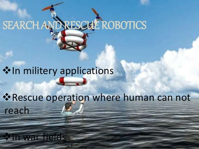 Requires more and more research on robotics Incorporate as one of the subjects in Curriculum Educational institutes nee...