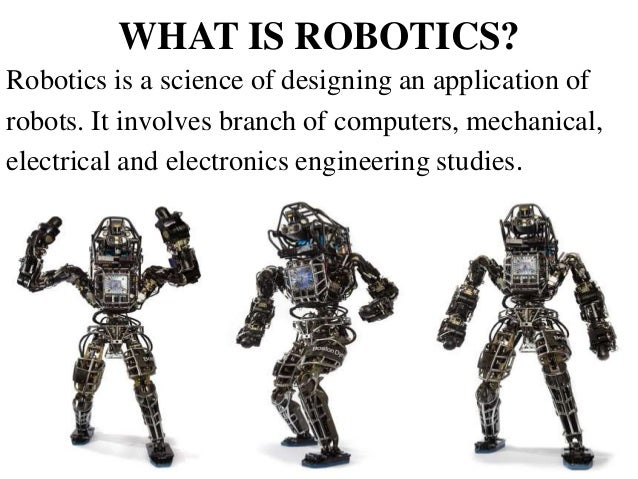 Austin Journal Of Robotics Automation