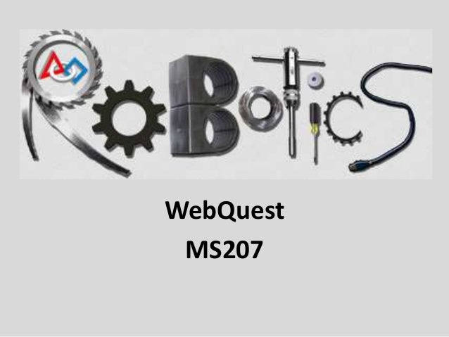 WebQuest MS207