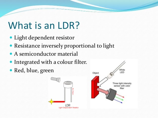 Exelent What Is Ldr Sensor Inspiration - Electrical Diagram Ideas ...