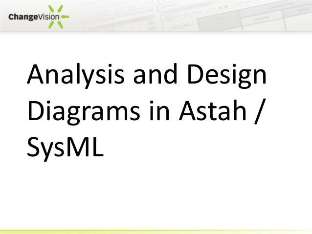 Using SysML in a RTC-based Robotics Application : a case
