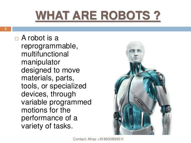 Robotics an Automation 1