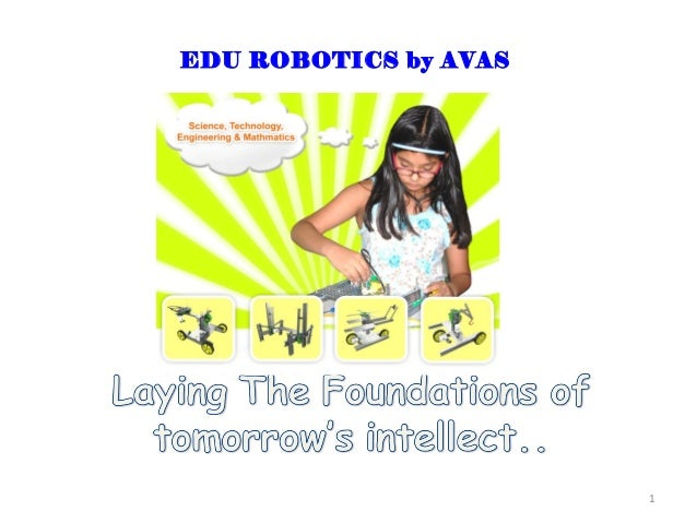 EDU ROBOTICS by AVAS 1