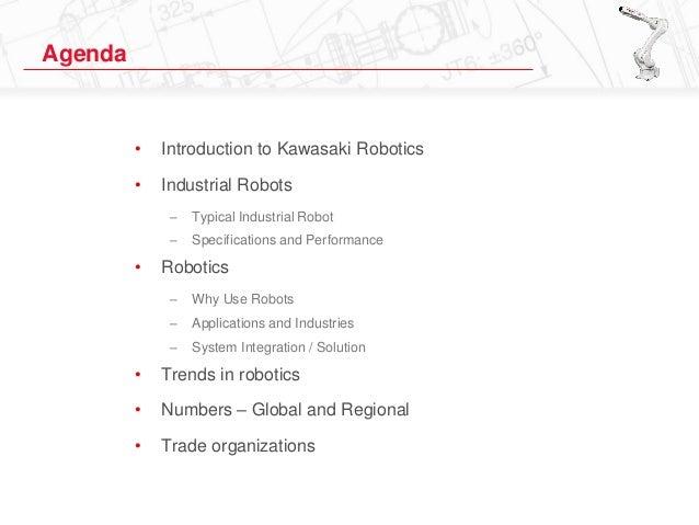 Kawasaki Robotics And Indusoft Web Studio Kawasaki Presentation