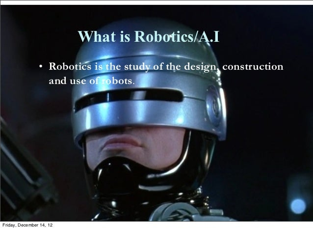 Speed Science | Deep understanding of the principles of robots, from this