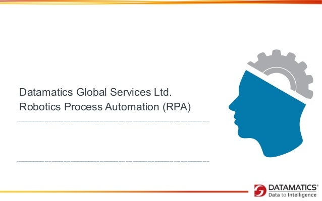 Robotics Process Automation For Banking Financial Services And Insur